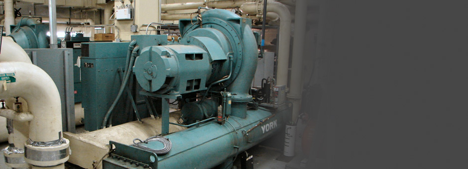 industrial chiller recycling
