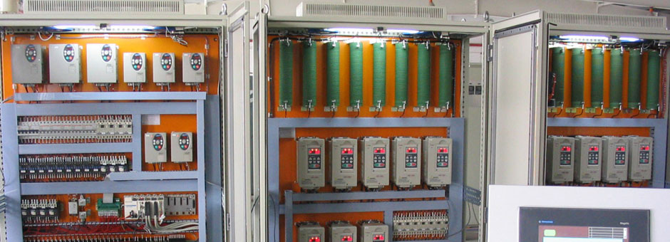 electrical distribution system recycling